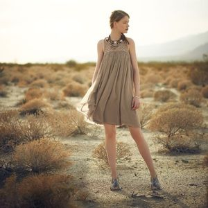 NWT | Anthropologie | Sonora Swing Dress